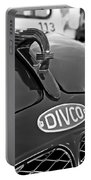 1965 Divco Milk Truck Hood Ornament 3 Portable Battery Charger