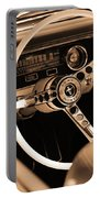 1965 Ford Mustang  Portable Battery Charger
