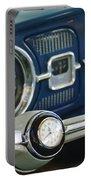 1965 Volkswagen Vw Beetle Steering Wheel Portable Battery Charger