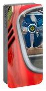 1966 Ferrari 275 Gtb Steering Wheel -0408c Portable Battery Charger