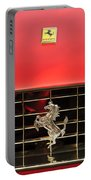 1966 Ferrari 330 Gtc Coupe Hood Ornament Portable Battery Charger