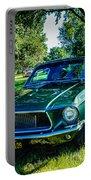 1968 Bullitt Mustang Portable Battery Charger