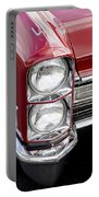 1968 Cadillac Deville You Looking At Me Portable Battery Charger