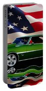 1968 Camaro Tribute Portable Battery Charger