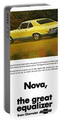 1968 Chevy Nova - The Great Equalizer Portable Battery Charger