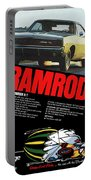 1968 Dodge Charger R/t - Ramrod Portable Battery Charger