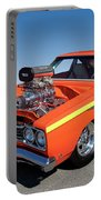 1968 Plymouth Road Runner Portable Battery Charger