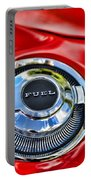 1969 Charger Fuel Cap Portable Battery Charger