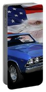 1969 Chevelle Tribute Portable Battery Charger