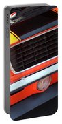 1969 Chevrolet Camaro Rs - Orange - Front End 7550 Portable Battery Charger