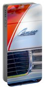 1969 Chevrolet Camaro Rs-ss Indy Pace Car Replica Hood Emblem Portable Battery Charger