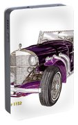 1969 Excalibur Ss Roadster Portable Battery Charger