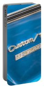 1970 Chevy Custom 350 Truck  Portable Battery Charger