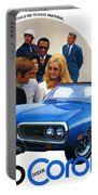 1970 Dodge Coronet 500 Portable Battery Charger