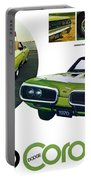 1970 Dodge Coronet R/t Portable Battery Charger