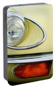 1970 Jaguar Xk Type-e Headlight Portable Battery Charger