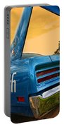 1970 Plymouth Road Runner Superbird Portable Battery Charger