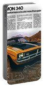 1971 Dodge Demon 340 Portable Battery Charger