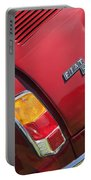 1971 Fiat 500 Jolly Taillight Portable Battery Charger