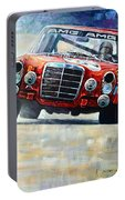 1971 Mercedes-benz Amg 300sel Portable Battery Charger