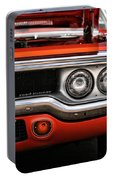 1972 Plymouth Road Runner Portable Battery Charger
