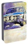 1973 Rallye Of Portugal Bmw 2002 Warmbold Davenport Portable Battery Charger