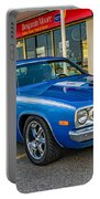 1974 Plymouth Roadrunner Portable Battery Charger