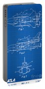 1975 Nasa Space Shuttle Patent Art 1 Portable Battery Charger