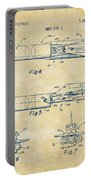 1975 Space Vehicle Patent - Vintage Portable Battery Charger