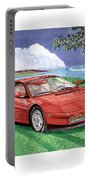 1987 Ferrari Testarosa  Portable Battery Charger