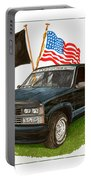 1988 Chevrolet M I A Tribute Portable Battery Charger by Jack Pumphrey