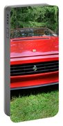 1993 Red Ferrari 512 Tr Portable Battery Charger