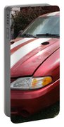 1996 Mustang Cobra Portable Battery Charger