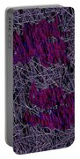 0181 Abstract Thought Portable Battery Charger