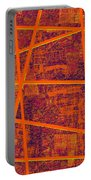 0191 Abstract Thought Portable Battery Charger