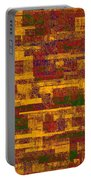 0245 Abstract Thought Portable Battery Charger
