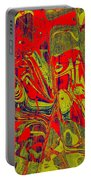 0477 Abstract Thought Portable Battery Charger