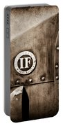 1913 Isotta Fraschini Tipo Im Emblem Portable Battery Charger
