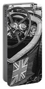 1931 Bentley 4.5 Liter Supercharged Le Mans Steering Wheel -1255bw Portable Battery Charger