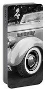 1936 Ford Cabriolet Bw  Portable Battery Charger