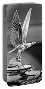 1940 Packard Custom Super-eight 180 Convertible Victoria Hood Ornament Portable Battery Charger