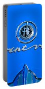 1956 Alfa Romeo Sprint Veloce Coupe Emblem Portable Battery Charger