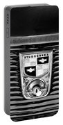 1956 Studebaker Golden Hawk Emblem Portable Battery Charger