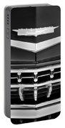 1959 Cadillac Eldorado Grille Emblem Portable Battery Charger