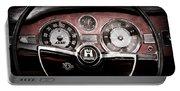 1966 Volkswagen Vw Karmann Ghia Steering Wheel Portable Battery Charger