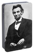 Abraham Lincoln(1809-1865) Portable Battery Charger