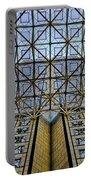Abstract Architecture Portable Battery Charger