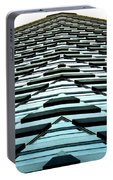 Abstract Buildings 1 Portable Battery Charger
