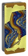 Abstract Fusion 177 Portable Battery Charger
