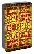 Abstract Series 9 Portable Battery Charger